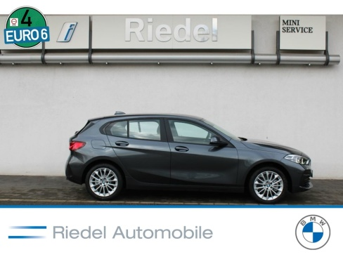 BMW 118d Advantage, Neuwagen, Riedel Automobile GmbH, 46535 Dinslaken
