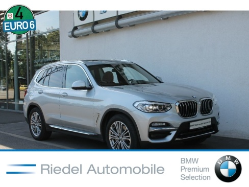 BMW X3 xDrive30d Luxury Line AT, Gebrauchtwagen, Riedel Automobile GmbH, 46535 Dinslaken