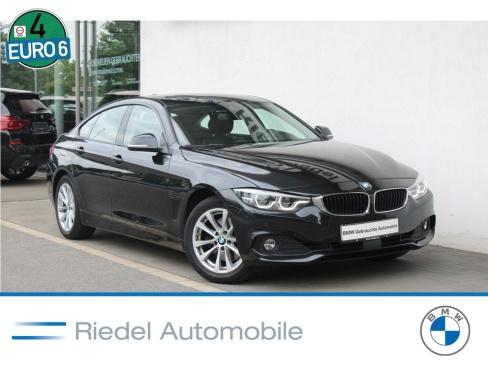 BMW 430d xDrive Gran Coupe Advantage, Gebrauchtwagen, Riedel Automobile GmbH, 46535 Dinslaken
