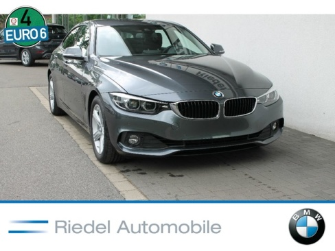 BMW 420i Gran Coupe Advantage, Neuwagen, Riedel Automobile GmbH, 46535 Dinslaken
