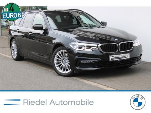 BMW 530d xDrive Touring Sport Line, Gebrauchtwagen, Riedel Automobile GmbH, 46535 Dinslaken