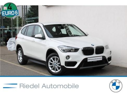 BMW X1 sDrive18d Advantage, Gebrauchtwagen, Riedel Automobile GmbH, 46535 Dinslaken