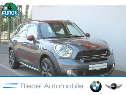 MINI Countryman Cooper S ALL4 Park Lane Chili, Gebrauchtwagen, Riedel Automobile GmbH, 46535 Dinslaken