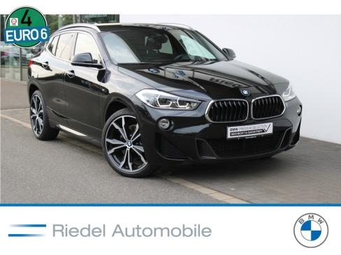 BMW X2 xDrive20d M Sport Steptronic, Gebrauchtwagen, Riedel Automobile GmbH, 46535 Dinslaken