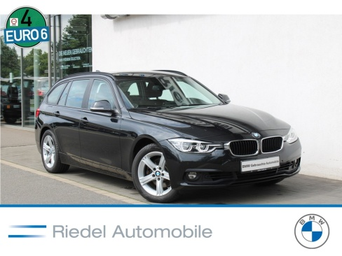 BMW 330d xDrive Touring Advantage Automatic, Gebrauchtwagen, Riedel Automobile GmbH, 46535 Dinslaken