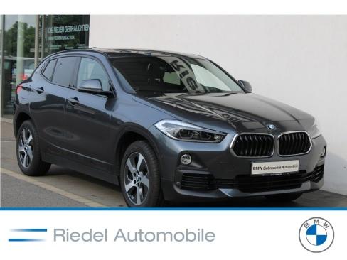 BMW X2 xDrive20d Advantage Steptronic, Gebrauchtwagen, Riedel Automobile GmbH, 46535 Dinslaken
