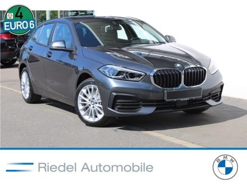 BMW 120i Advantage Steptronic, Neuwagen, Riedel Automobile GmbH, 46535 Dinslaken