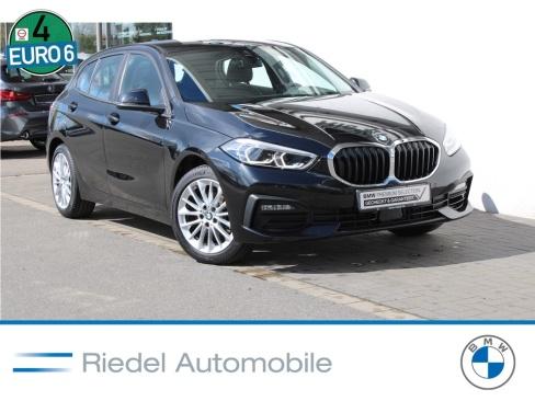 BMW 118i Advantage, Dienstfahrzeug, Riedel Automobile GmbH, 46535 Dinslaken