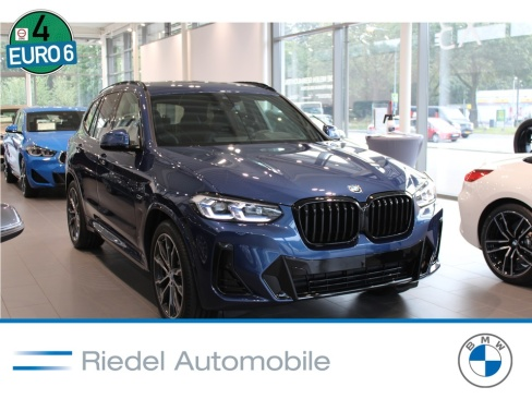 BMW X3 xDrive30e AT, Neuwagen, Riedel Automobile GmbH, 46535 Dinslaken