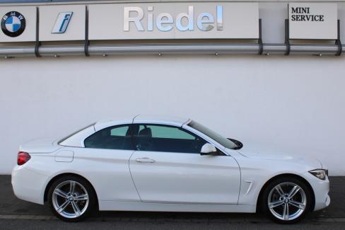 BMW 420i Cabrio Advantage