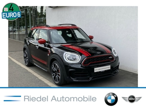MINI Countryman John Cooper Works ALL4 Automatik, Dienstwagen, Riedel Automobile GmbH, 46535 Dinslaken
