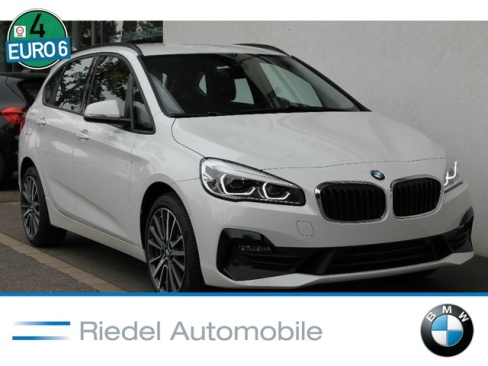 BMW 220i Active Tourer Steptronic DCT, Vorführwagen, Riedel Automobile GmbH, 46535 Dinslaken