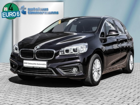BMW 218i Active Tourer Advantage, Gebrauchtwagen, Timmermanns Neuss, 41460 Neuss