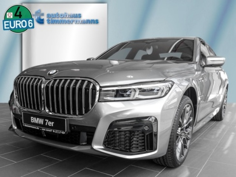 BMW 745e iPerfor