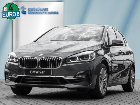 BMW 220i Active Tourer Steptronic DCT Luxury Line