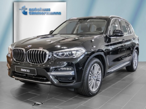 BMW X3 xDrive30d Luxury Line AT