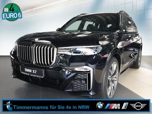 BMW X7 M50d, Neuwagen, Timmermanns Nettetal, 41334 Nettetal