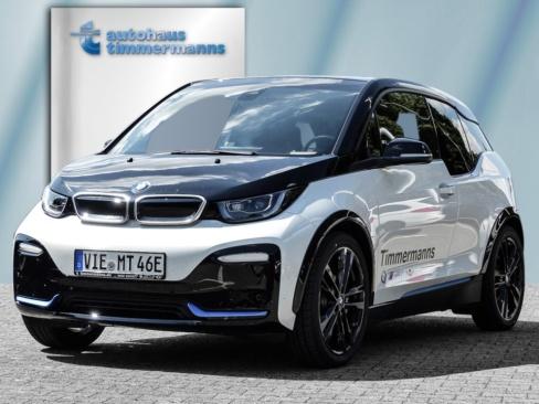 BMW i3s (120 Ah), 135kW