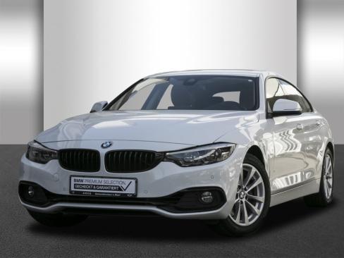 BMW 430i Gran Coupe Aut.