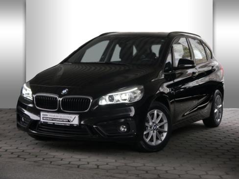BMW 218d Active Tourer Advantage, Gebrauchtwagen, AHAG, 45897 Gelsenkirchen