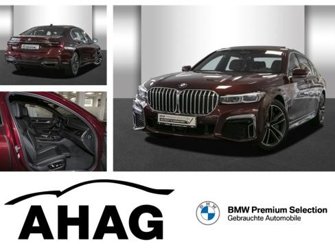 BMW 750Li xDrive, Dienstwagen, AHAG, 45897 Gelsenkirchen