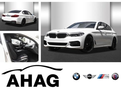 BMW 520d, Neuwagen, AHAG, 45897 Gelsenkirchen