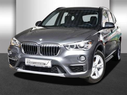 BMW X1 sDrive20i Advantage Steptronic DCT