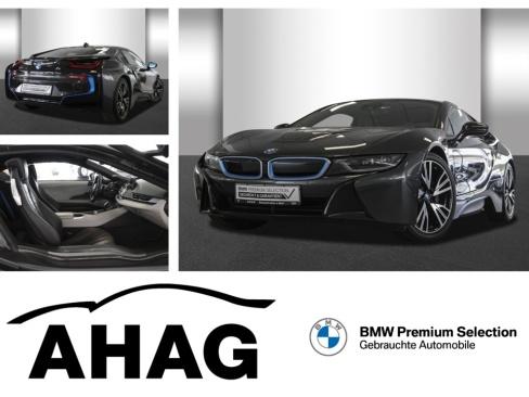 BMW i8 Coupe, Gebrauchtwagen, AHAG, 45897 Gelsenkirchen