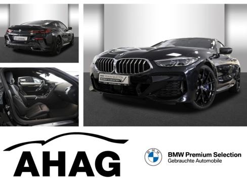 BMW 840d xDrive Coupe, Dienstwagen, AHAG, 45897 Gelsenkirchen