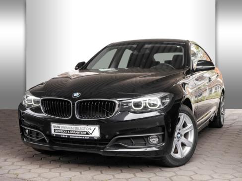 BMW 320d Gran Turismo Advantage, Gebrauchtwagen, AHAG, 45897 Gelsenkirchen