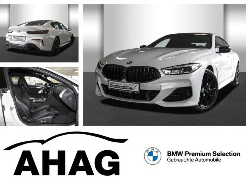 BMW 840i Gran Coupe xDrive, Dienstfahrzeug, AHAG, 45897 Gelsenkirchen