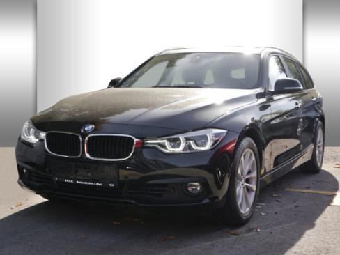 BMW 325d Touring Aut., Gebrauchtwagen, AHAG, 45897 Gelsenkirchen