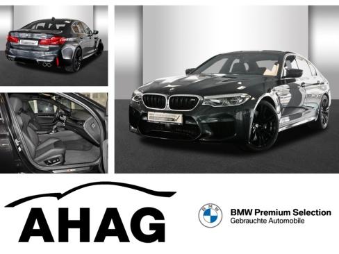 BMW M5 xDrive, Dienstwagen, AHAG, 45897 Gelsenkirchen