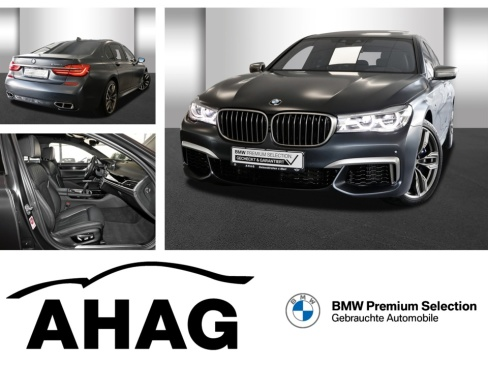 BMW M760Li xDrive, Gebrauchtwagen, AHAG, 45897 Gelsenkirchen