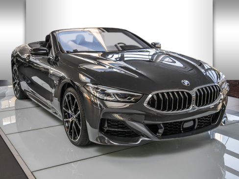 BMW M850i xDrive Cabrio, Neuwagen, AHAG, 45897 Gelsenkirchen
