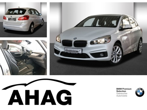 BMW 225xe Active Tourer iPerformance Steptronic Advantage, Gebrauchtwagen, AHAG, 45897 Gelsenkirchen