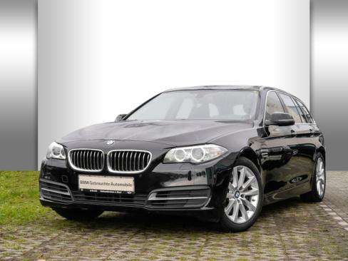 BMW 525d Touring, Gebrauchtwagen, AHAG, 45770 Marl
