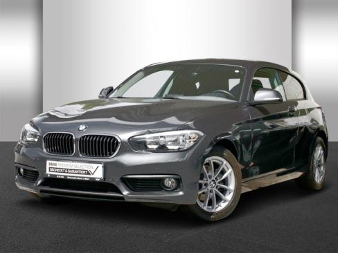 BMW 118i Advantage, Gebrauchtwagen, AHAG, 45770 Marl