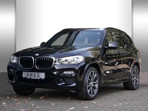 BMW X3 xDrive20i, Vorführwagen, AHAG, 45770 Marl