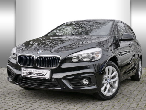 BMW 225xe Active Tourer iPerformance Steptronic Advantage, Gebrauchtwagen, AHAG, 45770 Marl