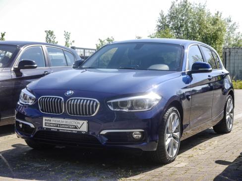 BMW 118d Urban Line