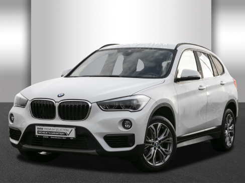 BMW X1 sDrive20i Advantage Steptronic DCT