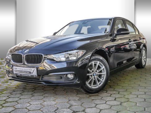 BMW 320d Advantage, Gebrauchtwagen, AHAG, 45770 Marl