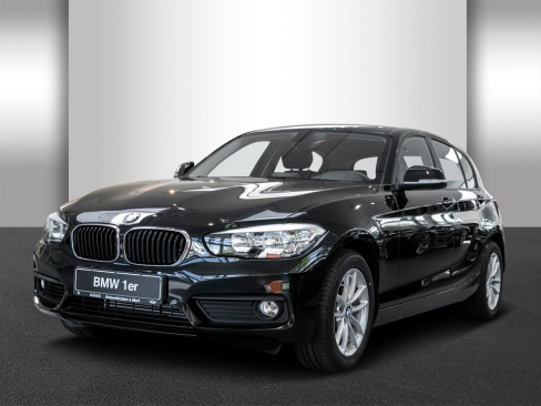 BMW 118i Advantage, Vorführwagen, AHAG, 45770 Marl