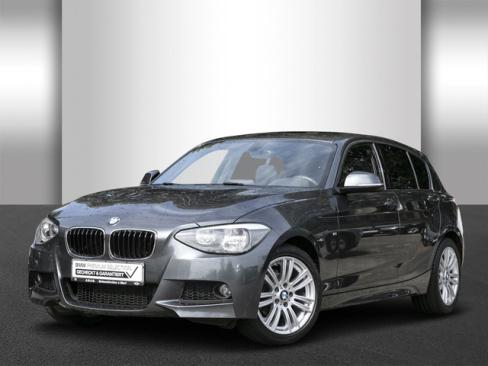 BMW 116i, Gebrauchtwagen, AHAG, 45770 Marl