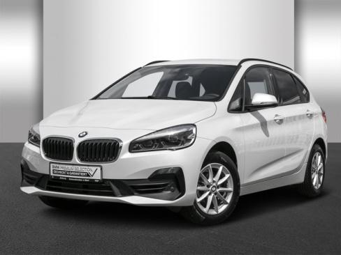 BMW 216i Active Tourer Advantage, Dienstwagen, AHAG, 45770 Marl