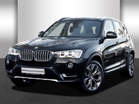 BMW X3 xDrive30d xLine AT