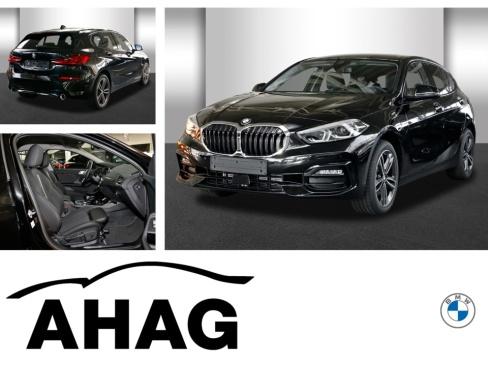 BMW 118d Sport Line, Neuwagen, AHAG Dorsten, 46282 Dorsten