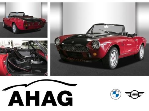 Fiat Spider 124, Gebrauchtwagen, AHAG Dorsten, 46282 Dorsten