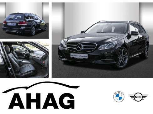 Mercedes-Benz E 250 BlueTEC T, Gebrauchtwagen, AHAG Dülmen GmbH, 48249 Dülmen